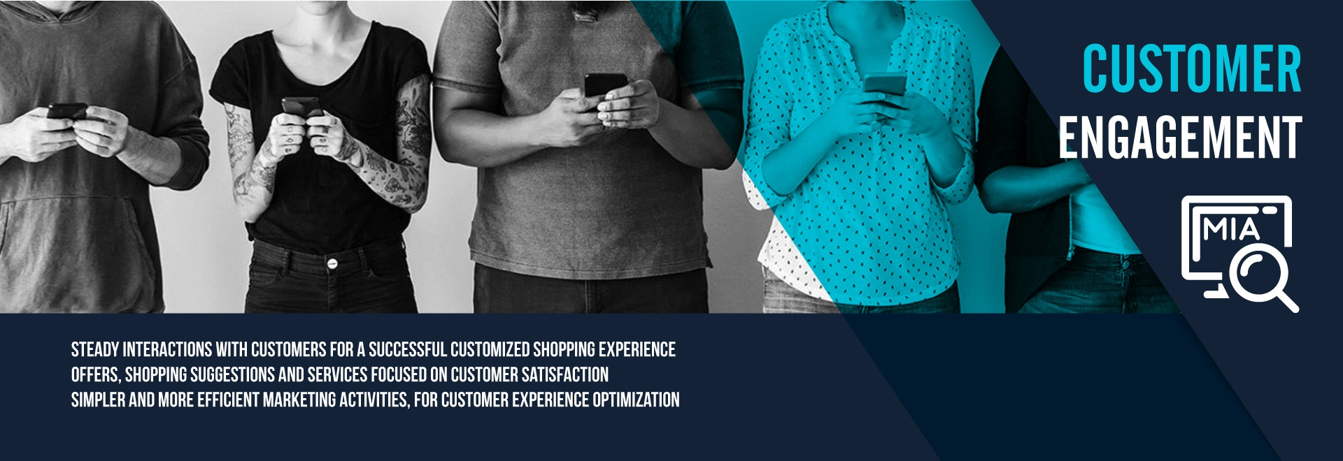 Customer Engagement Instruments to encrease interaction with customers